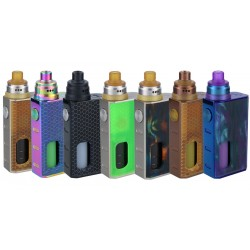 Wismec Luxotic BF Box E-Zigaretten Set