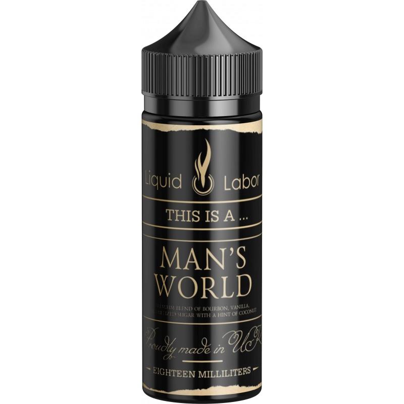 Man´s World Aroma - Liquidlabor