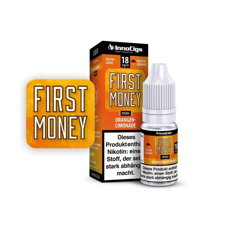 First Money Orangenlimonade