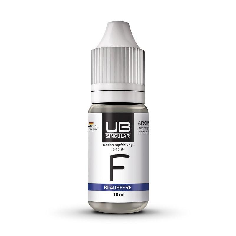 F - Blaubeere Aroma