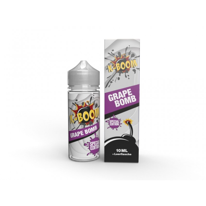 Grape Bomb - K-Boom