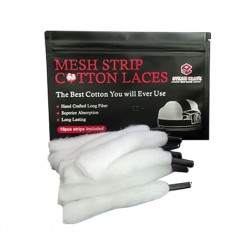 Steam Crave M Stripe Cotton Laces Wickelwatte