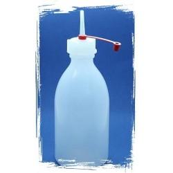 250 ml Tropfflasche Kunststoff + Verschluss